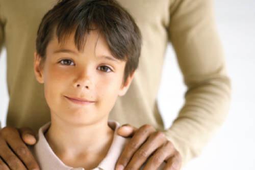 Befriend a child