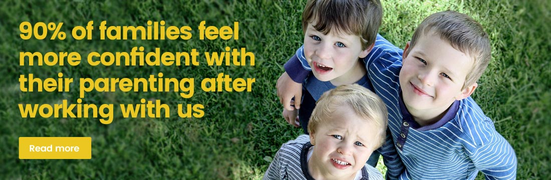 Supporting families in Winchester, Hampshire
