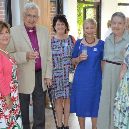 Garden Party for 'The Great Together' raises over £1,300 for Friends of the Family