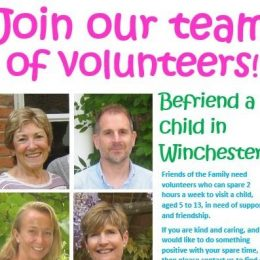 Volunteer Befriender Training Course -1st and 3rd March