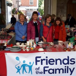 Table-top sale raises over £550!