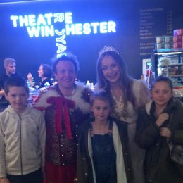 Panto Fun for FOTF Families!