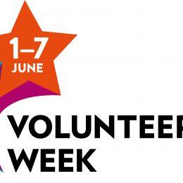 Volunteers' Week 1 – 7 June