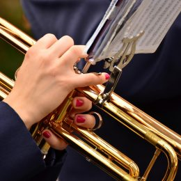Brass Band and BBQ fundraising event!
